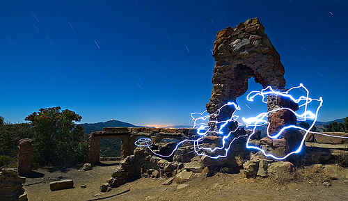 electrified long exposure example