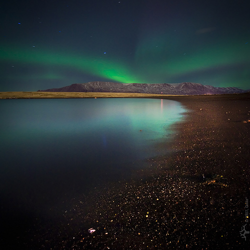 glow long exposure example