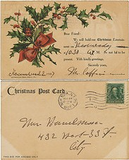 example of christmas party invitations
