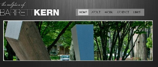 barrett kern html 5 example