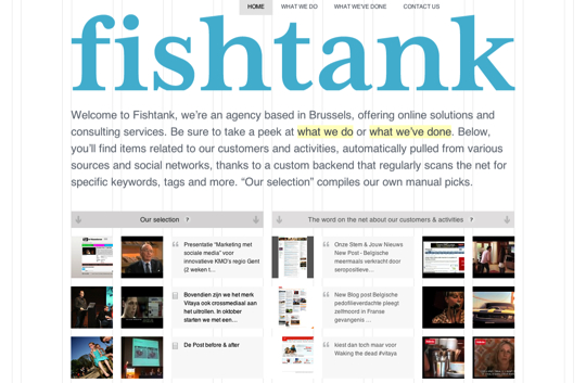 fishtank html 5 example