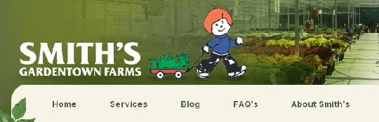 smiths garden town html 5 example
