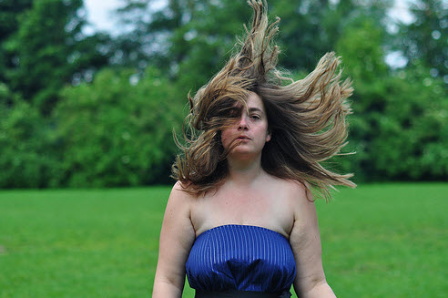 Example of Hair Flippin Photography