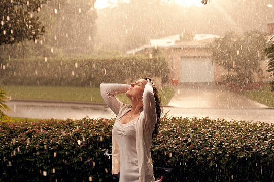 Examples of Rain Photography