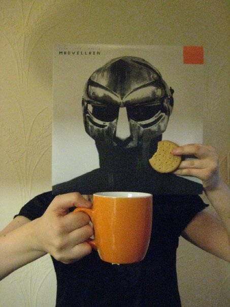 Example of Sleeveface Photography